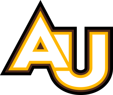 Adelphi University Logo Mark - AU