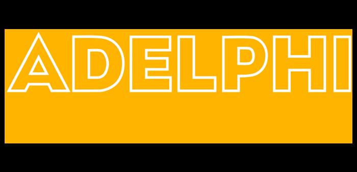 Adelphi University Logo - Wordmark