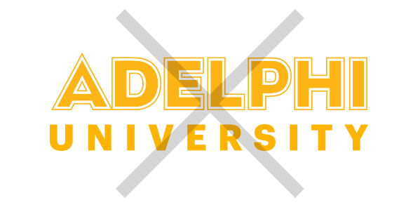 Adelphi Logo Usage Example - Scaling Elements