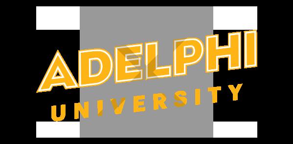 Adelphi Logo Usage Example - Skewing