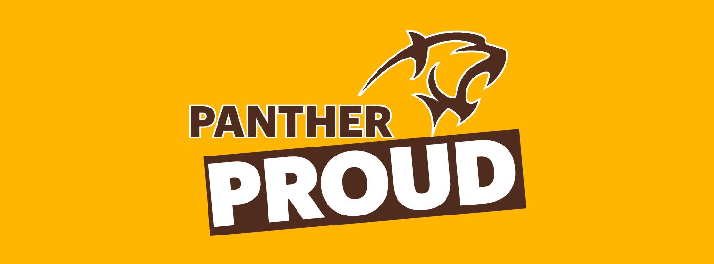 Social Media Cover - Adelphi Panther Proud Wallpaper