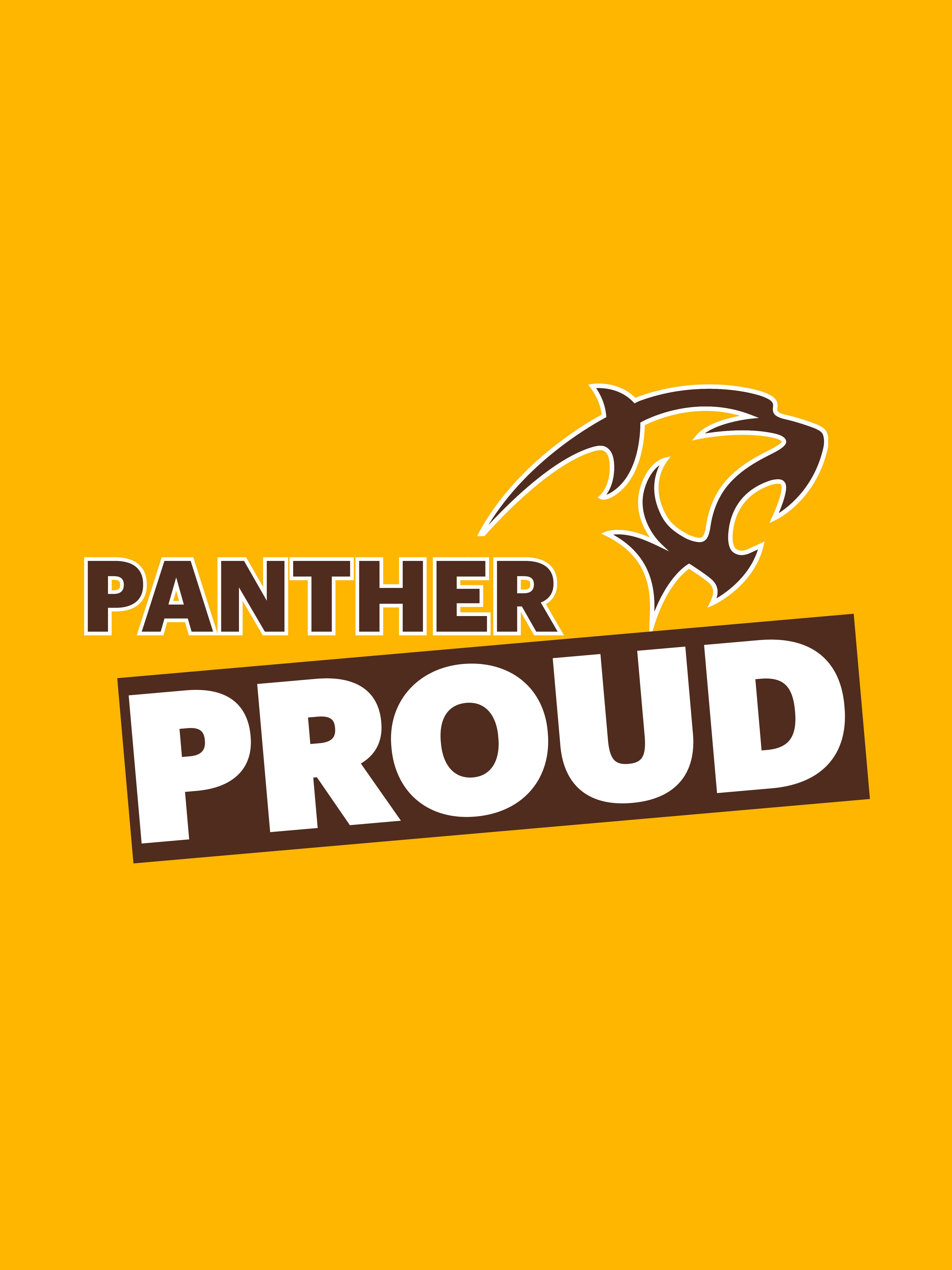 Tablet - Adelphi Panther Proud Wallpaper