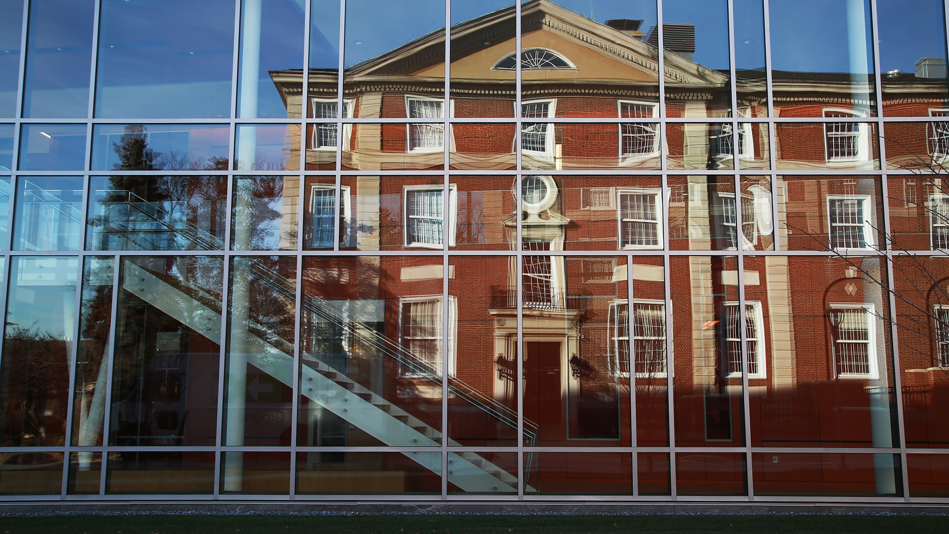 Reflection of Levermore Hall - Design Preview