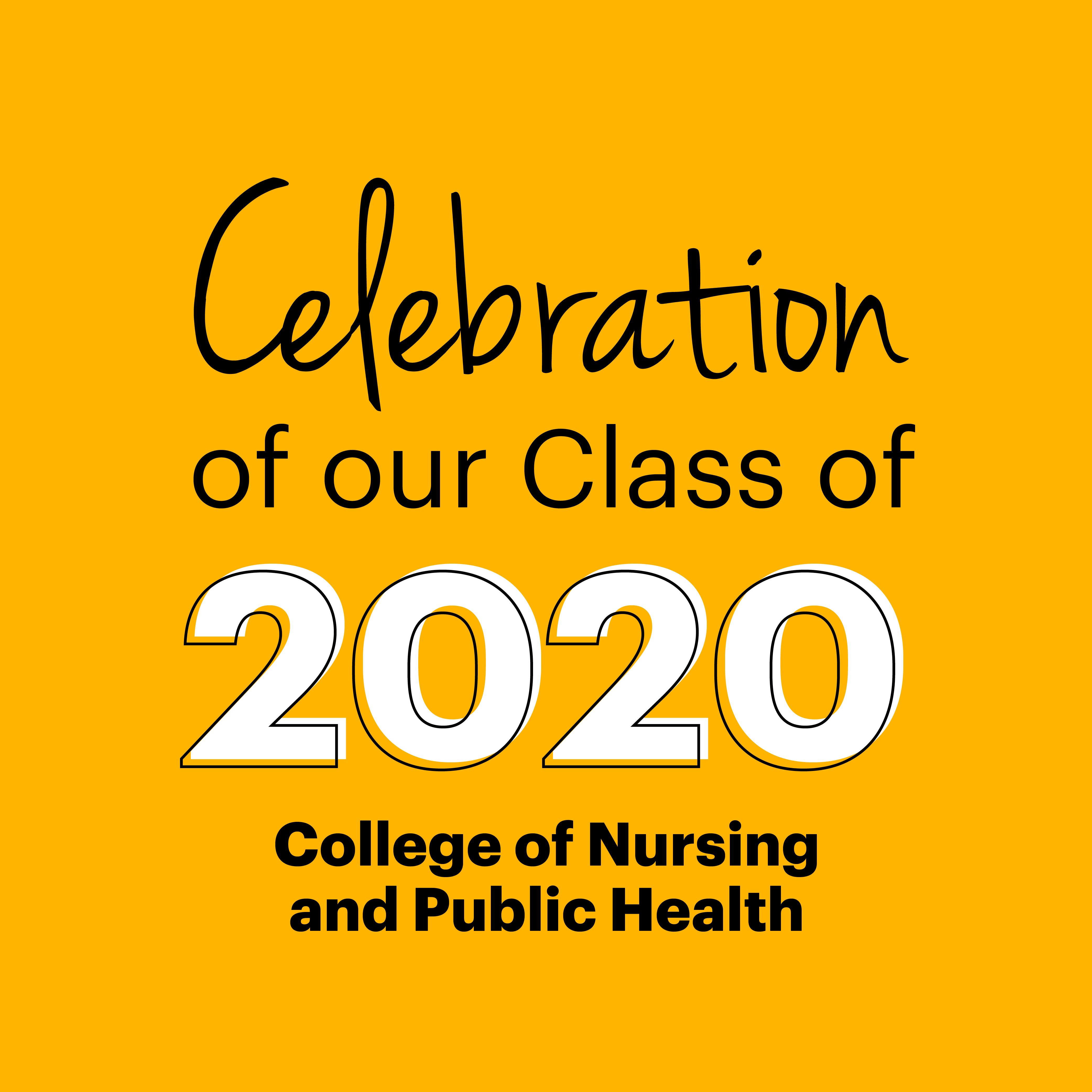 Class of 2020 - Nursing and Public Health