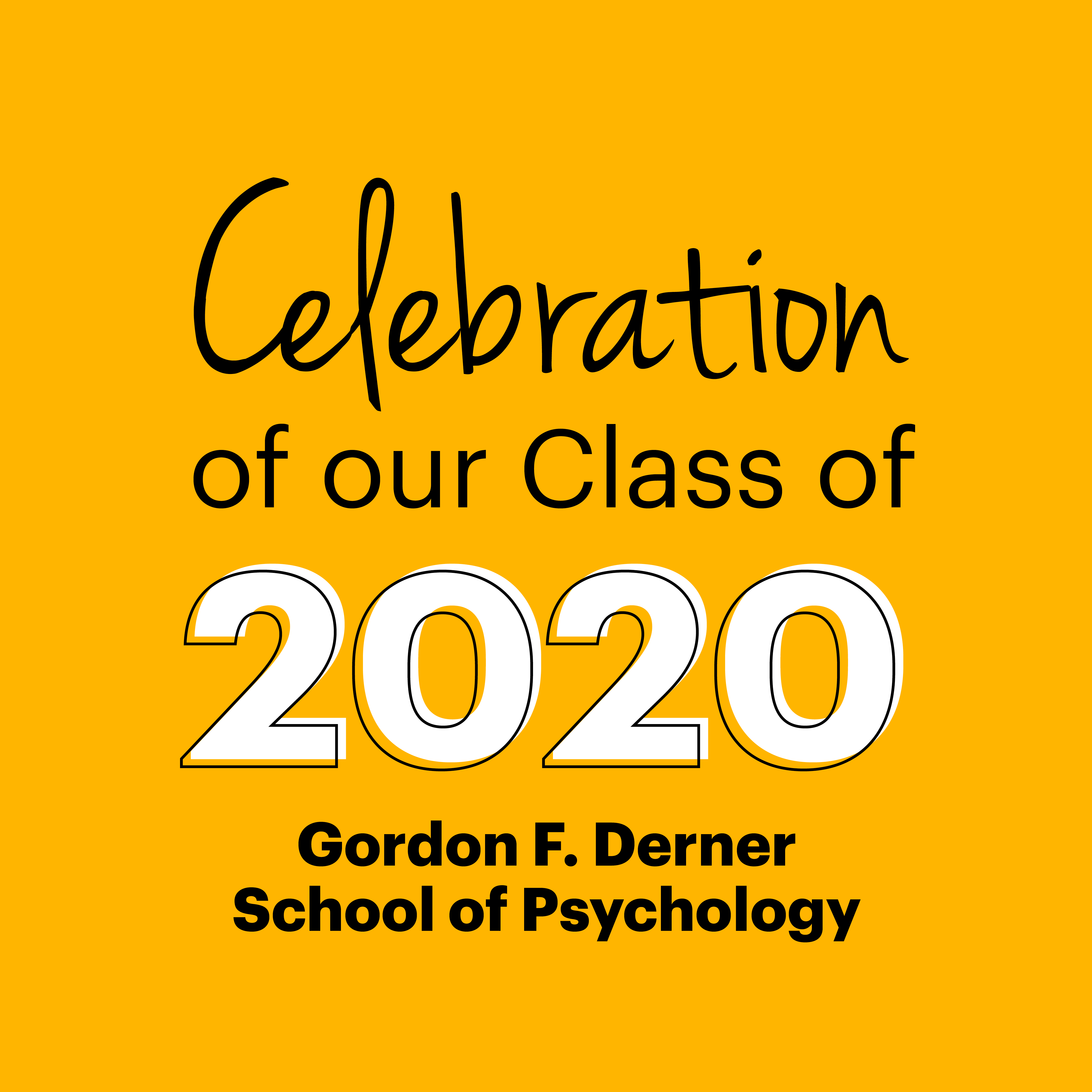 Class of 2020 - Psychology