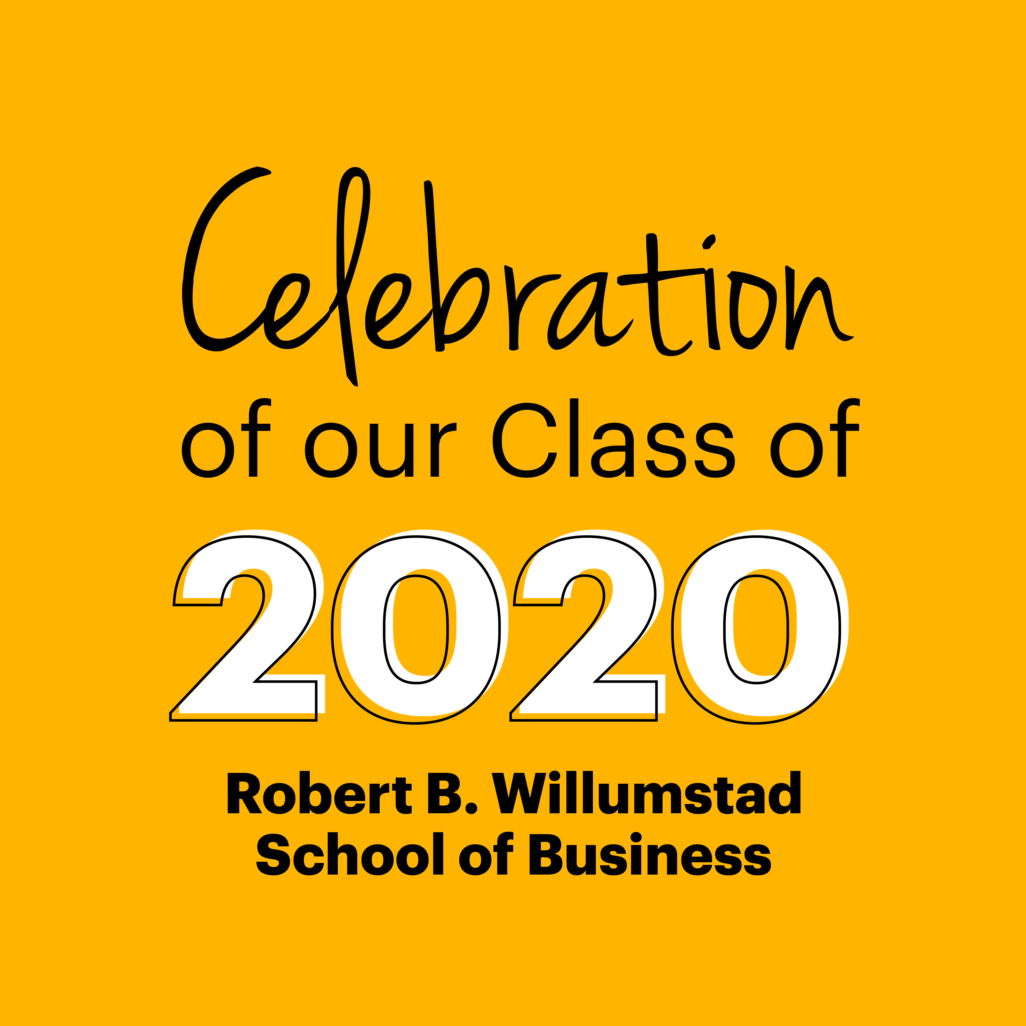 Class of 2020 - Business