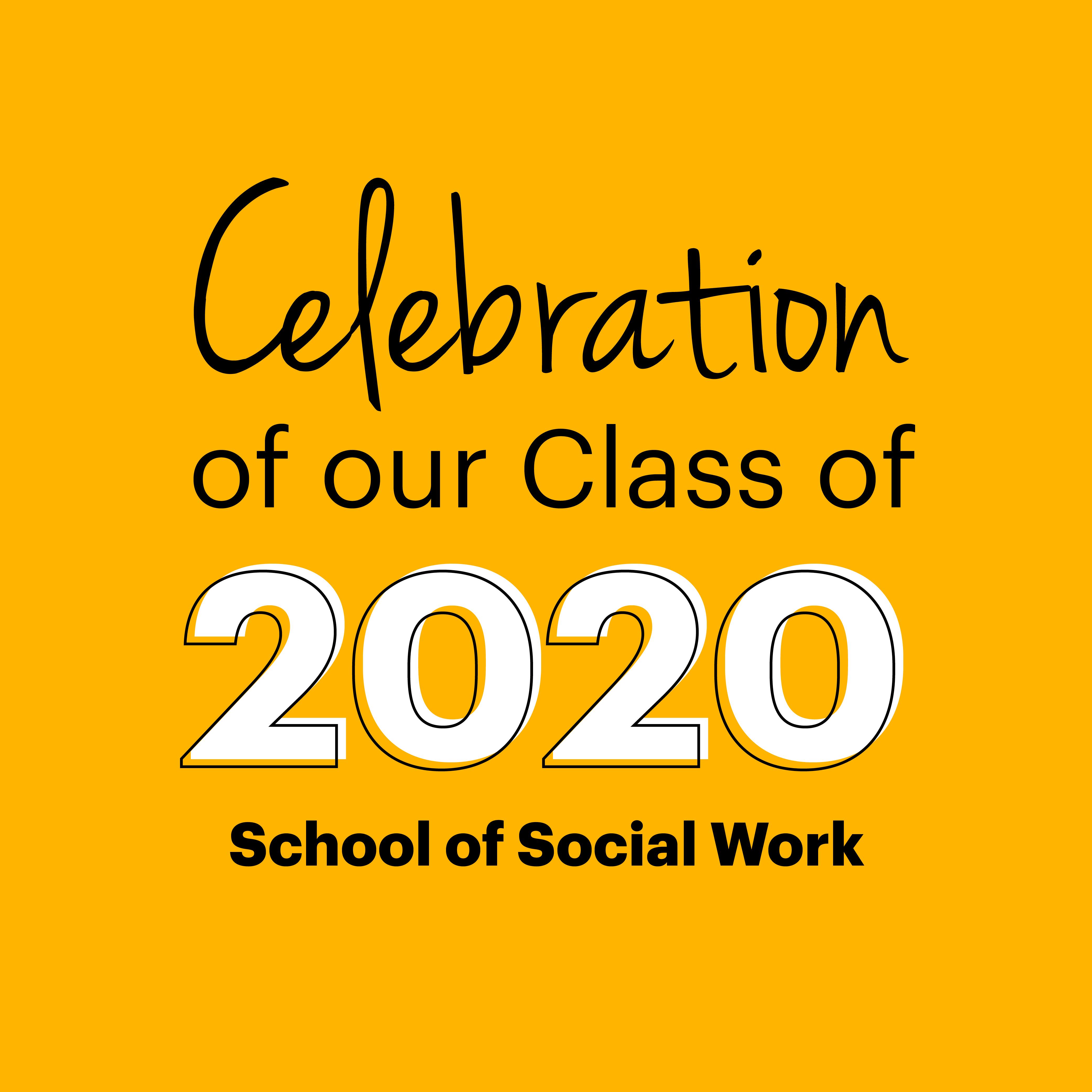 Class of 2020 - Social Work