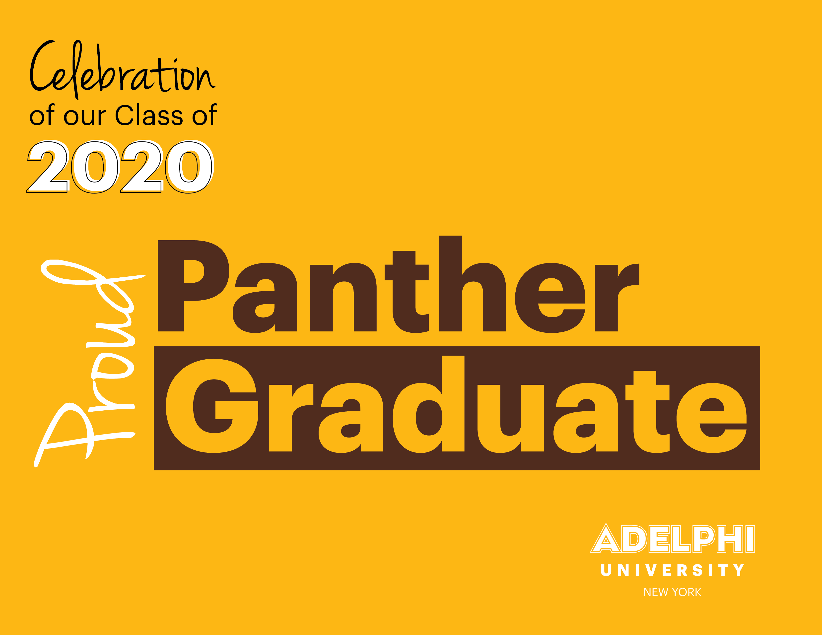 Class of 2020 - Proud Grad!